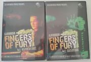 Alan Rorrison Coolest Magic Tricks On Card Coin 2 Dvd Fingers Of Fury Magician