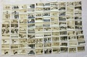 50 Original Ww1 Era Photos All Ink Captioned By Hand To Rear And Extra 50 Restored
