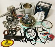 And03915+ Yfz450r Yfz 450r Wrench Rabbit Rebuild Kit Complete Bottom End Top Rebuild