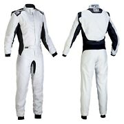 Omp Ia0185308360 One-s 2016 Series Silver 60 Racing Suit