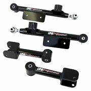 For Ford Mustang 79-98 Rear Upper And Lower Adjustable Tubular Control Arm Kit