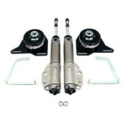 For Chevy Camaro 82-92 Front Twin-tube Double Adjustable Strut Kit