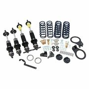 For Chevy Camaro 93-02 Coilover Kit 0-2.5 X 0-2.5 Front And Rear Lowering
