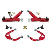 For Chevy Camaro 93-02 Front Adjustable Double Shear Mount Boxed A-arms Kit