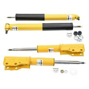 For Chevy Camaro 82-92 Shock Absorber Kit Koni Yellow Front And Rear On-car