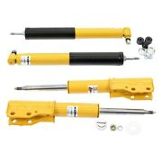 For Chevy Camaro 82-92 Shock Absorber Kit Koni Yellow Front And Rear Off-car