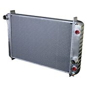 For Chevy Corvette 90-95 Dewitts Direct Fit Pro-series Aluminum Radiator