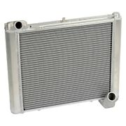 For Chevy Corvette 61-62 Dewitts 1149061m Direct Fit Hp Series Aluminum Radiator