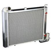 For Chevy Corvette 63-72 Dewitts Direct Fit Pro-series Aluminum Radiator