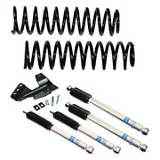 For Ford F-250 Super Duty 17-19 Leveling Kit 2-2.5 X 0 Front And Rear Bilstein