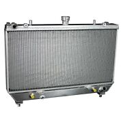 For Chevy Camaro 2010-2011 Dewitts Direct Fit Pro-series Aluminum Radiator