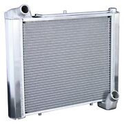 For Chevy Corvette 61-62 Dewitts Direct Fit Pro-series Aluminum Radiator