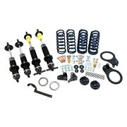 For Chevy Camaro 93-02 0-2.5 X 0-2.5 Front And Rear Lowering Race Coilover Kit