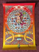 1968 Hapshash And The Coloured Coat Family Dog Buy Granny Takes A Trip Poster