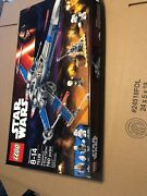 Lego 75149 Star Wars Resistance X-wing Fighter Force Awakens Dented Box