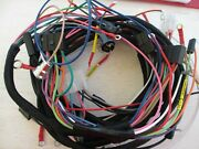 Farmall 706 Diesel Tractor Wiring Harnesses W/fender Harnesses - See List