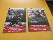Bridgeport Barrage Lacrosse Schedule 2001 And 2002 Free Shipping