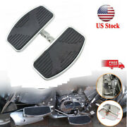 Adjusted Motorcycle Front Rider Floorboards Foot Peg Pad Board Pedal Fits Suzuki