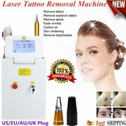 Multi-functional Tattoo Spot Laser Removal Skin Beauty Machine With Touch Screen