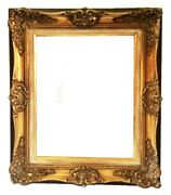 Gesso Gilt Wood Frame. Vintage. French Rococo. Large Size. For 16 X 20 Art
