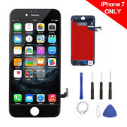 Model A1660 A1778 Screen +lcd Digitizer Assembly Replacement For Iphone 7 +tool