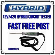Hybrid Circuit Tester 12-42 Volt Vehicles New Snap Up On A Bargain Brand New