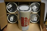 Parker Racor R120p Diesel Fuel Filter Element 30 Micron New Lot Of 6