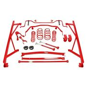 For Ford Mustang 05-10 Bmr Suspension Handling Performance Package Level 2