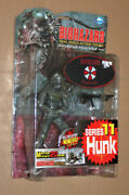 Resident Evil Biohazard Hunk Figure Moby Dick Series 11 With Nemesis Type 3 Part