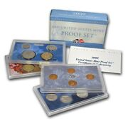 2009 United States Mint Proof Set Near Perfect Original Government Package Ogp