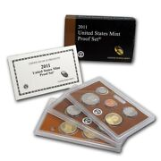 2011 United States Mint Proof Set Near Perfect Original Government Package Ogp