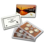 2013 United States Mint Proof Set Near Perfect Original Government Package Ogp