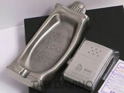 Zippo And Ashtray Limited Special Japan Edition 03517 Nummeriert Super Rare