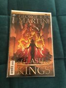 Game Of Thrones - Clash Of Kings 5 A - George R.r Martin - Dynamite Comics