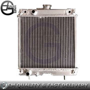 New Water Tank Radiator Core Assand039y 6a320-5850-1 For Kubota Gb13 Gb14 Gb15