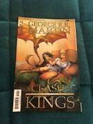 Game Of Thrones - Clash Of Kings 14 A - George R.r Martin - Dynamite Comics