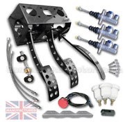 Fits Mini [classic] Top Mounted Hydraulic Pedal Box Kit Andndash Direct Replacement
