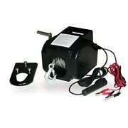 12 Volt Portable 12v Electric Power Cable Winch Puller Trailer Atv Truck