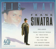 The Very Best Of Frank Sinatra4cdshis Waynew Sealed