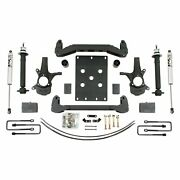 For Chevy Silverado 1500 07-10 Suspension Lift Kit 6 X 5.5 Standard Front And
