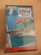 Gun Boat Shoot Up Cbm 64 128 Commodore Old Vintage Video Computer Game 1980s