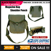 Loklode Surplus Chinese Chi-com Military Type 56 Magazine Bag Shoulder Pouch