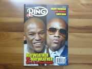 Lot Of 17 Vintage The Ring Boxing Magazine