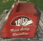 Trico Wiper Arms And Blades Metal Display Cabinet Advertising