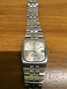 Vintage 1970andrsquos Omega Constellation Automatic Swiss Mens Watch - Outstanding