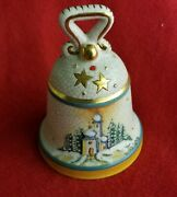 Veneto Flair, Christmas Bell 1977-1978 Signed 18/2000, Limited