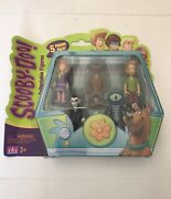 Scooby-doo Collectible Figures 5-pack Rare