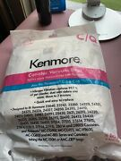 1- 8 Pack Kenmore Type Q/c Canister Vacuum Cleaner Bags 50104, 5055