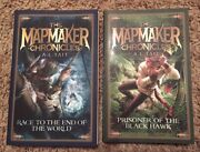 Mapmaker Chronicles New Lot 1 2 Race To End Of World Prisoner A.l Tait Free Ship