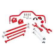 For Chevy Monte Carlo 1970-1972 Bmr Suspension Drp005r Drag Race Package